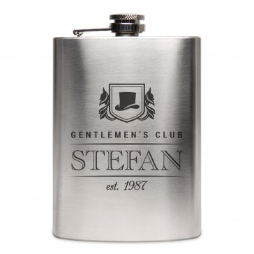 Flachmann 237 ml - Gentlemen's Club