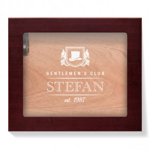 Angelo Humidor mit Glasdeckel - Gentlemen's Club