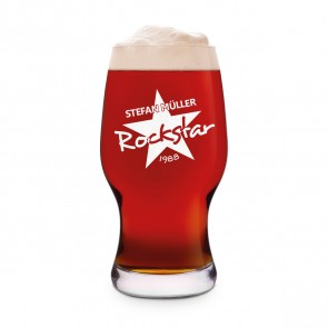 Leonardo Craft Beer Glas - Rockstar