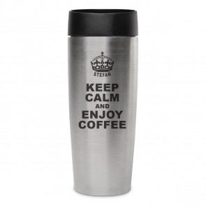 Metmaxx Thermobecher - Keep Calm